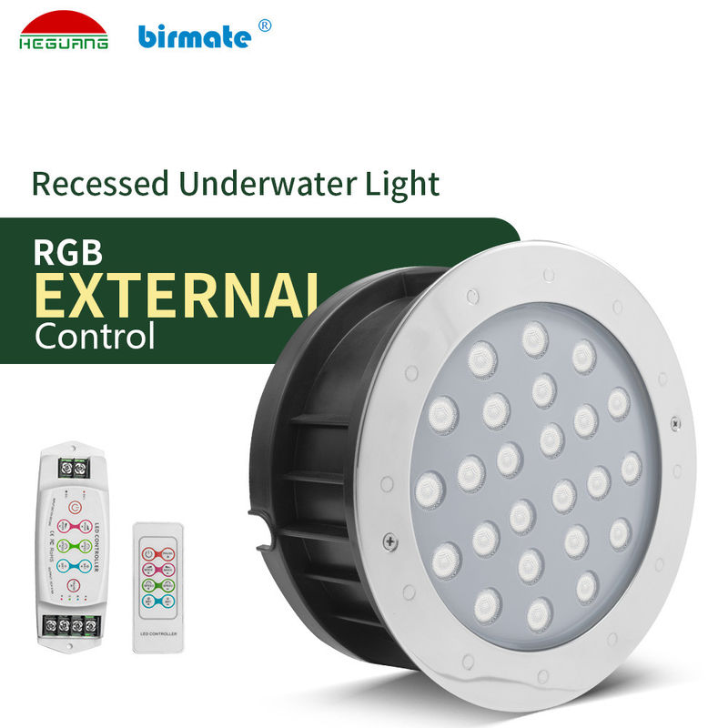 Waterproof 1200lm 36W Led Swimming Pool Light SMD3535